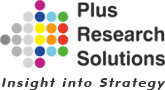 plus research solutions logo, Turkey