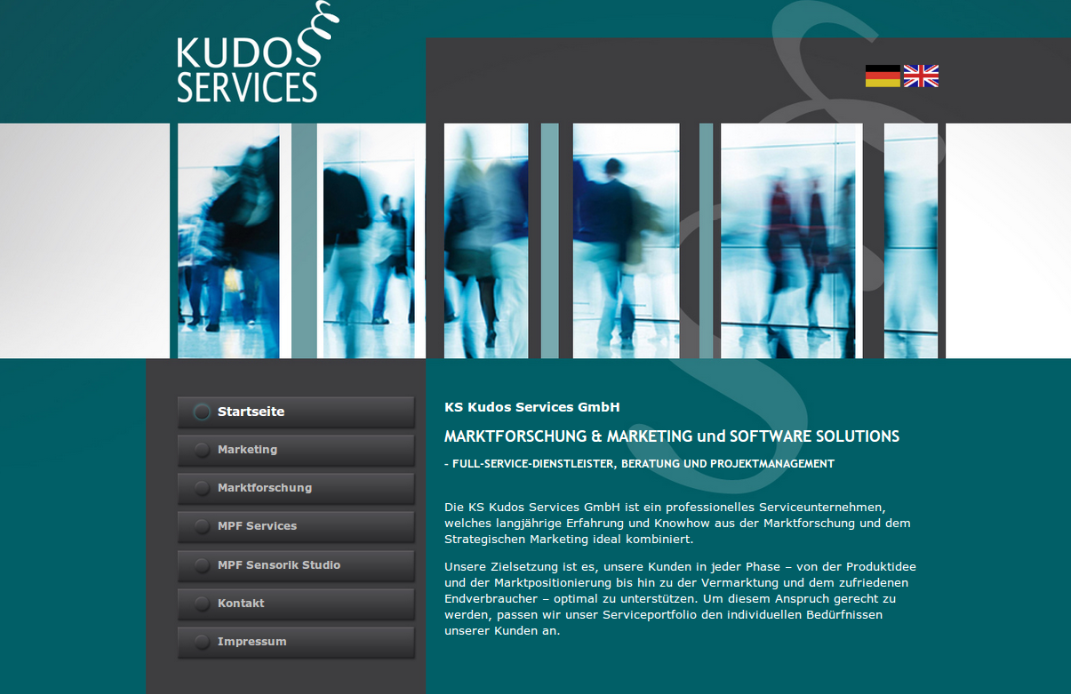 website kudos services